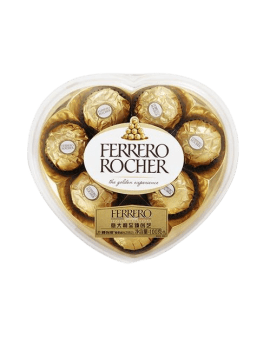 Ferrero Rocher Chocolates T8 - Sweet Heart Shape