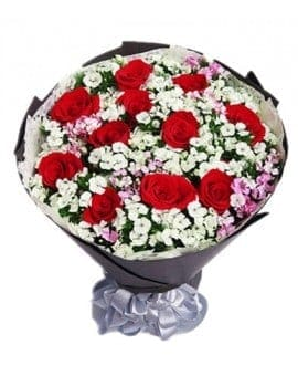 11 Red Roses